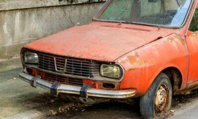 masina-abandonata
