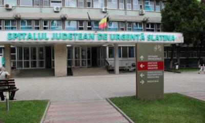 Spitalul Judeţean de Urgenţă Slatina