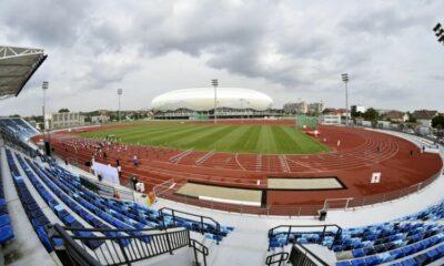 Stadionul de Atletism din Craiova